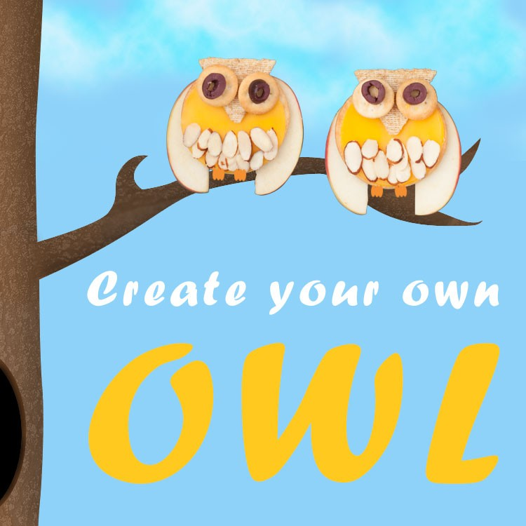 How to Craft an Owl Snack and The Witching Hour