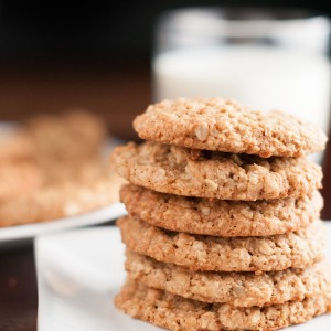 easy quaker oats oatmeal cookies