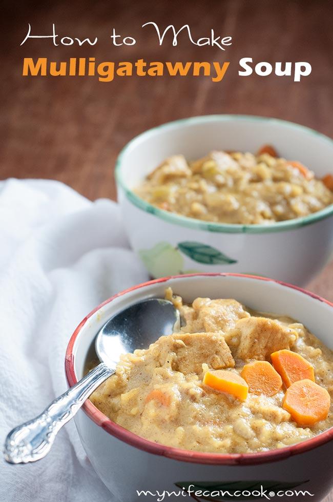 How to Make Mulligatawny Soup