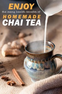 health benefits of chai tea recipe