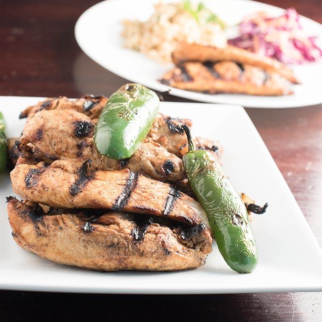 Fajita Chicken Marinade